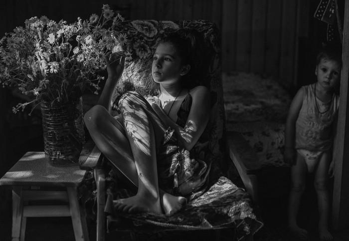 «Ромашки». Автор фото: Татьяна Айги, Россия.