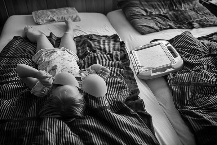 «Одним утром». Автор фото: Кристина Овекова, Чехия.