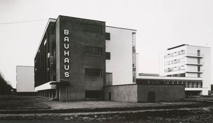 Школа Баухаса, фоторабота Люсии Мохой, середина 1920-х годов. \ Фото: yandex.ua.