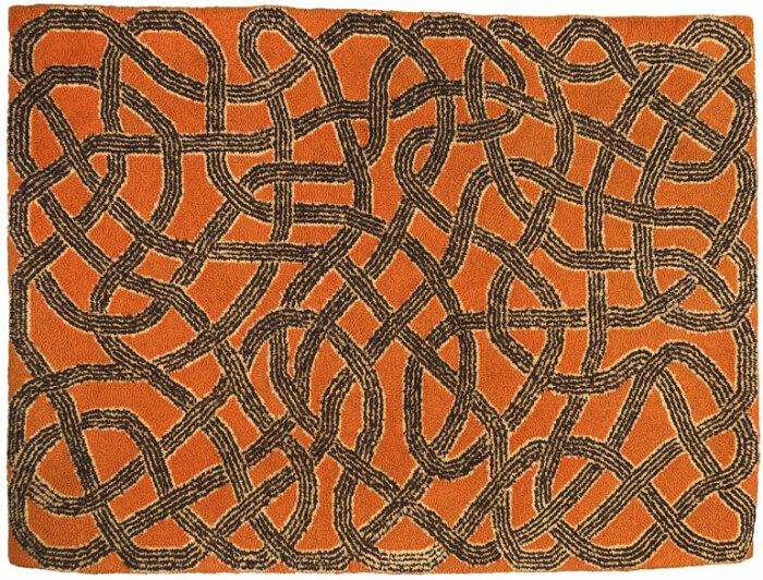 Ковёр Анни Альберс, 1959 год. \ Фото: artforlife.ru.