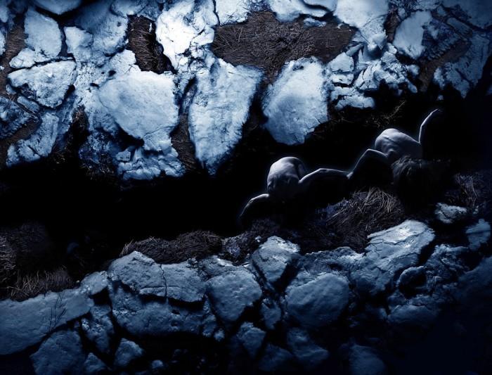 Серия работ «Иерофант. Жрецы»  (The Hierophant). Автор фото: Бер Киркпатрик (Bear Kirkpatrick).
