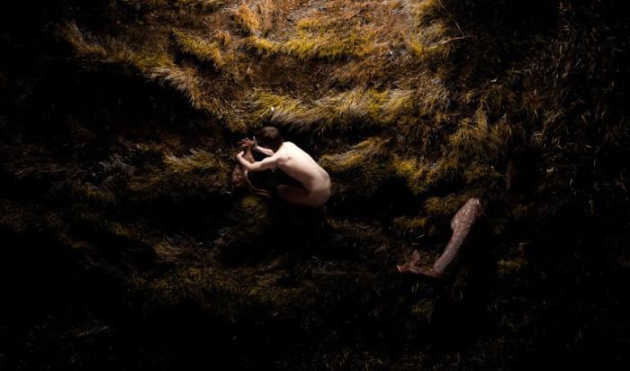 Снимок из серии «Иерофант. Жрецы» (The Hierophant). Автор фото: Бер Киркпатрик (Bear Kirkpatrick).