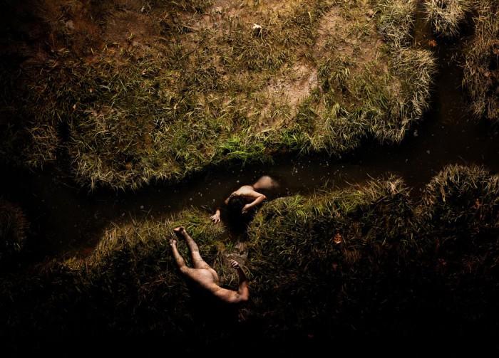 Ещё один снимок из серии «Иерофант. Жрецы» (The Hierophant). Автор фото: Бер Киркпатрик (Bear Kirkpatrick).