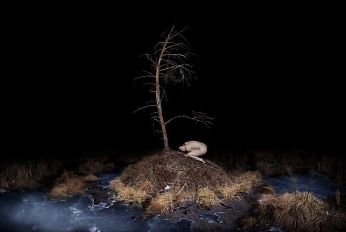 Кадр из серии «Иерофант. Жрецы» (The Hierophant). Автор фото: Бер Киркпатрик (Bear Kirkpatrick).