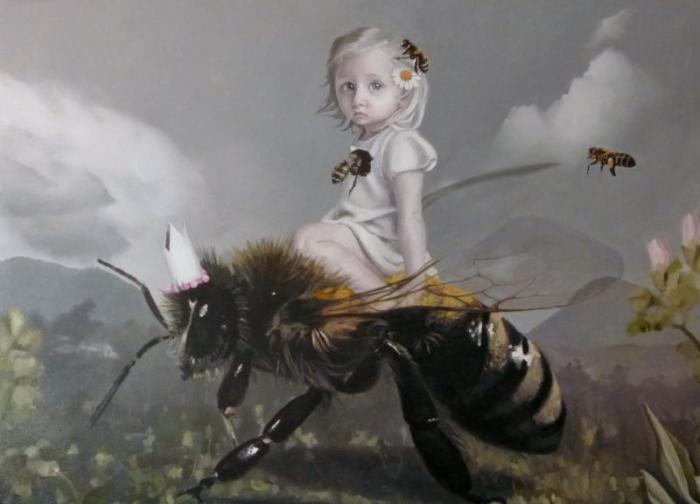 Королева. Автор: Olga Esther.