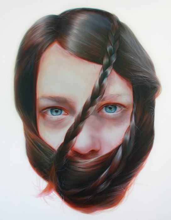 «Рассказчики XVII» (холст, акрил). Автор: Roos van der Vliet.