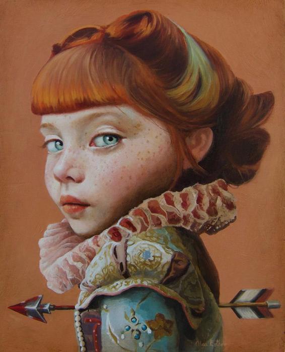 Разбитое сердце. Автор: Olga Esther.