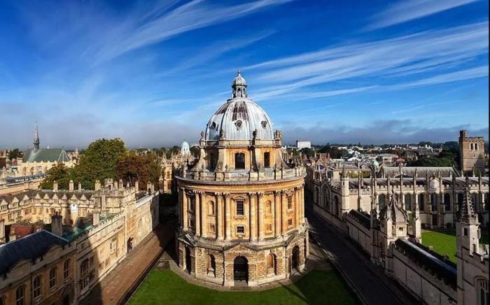 Оксфорд. \ Фото: liuxuejingyan.net.