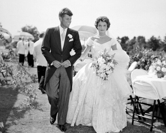 Они были одной из самых красивых пар. \ Фото: theknotnews.com.