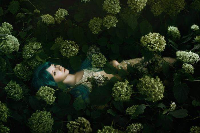 Волшебные миры. Дыхание света. Автор фото: Bella Kotak.