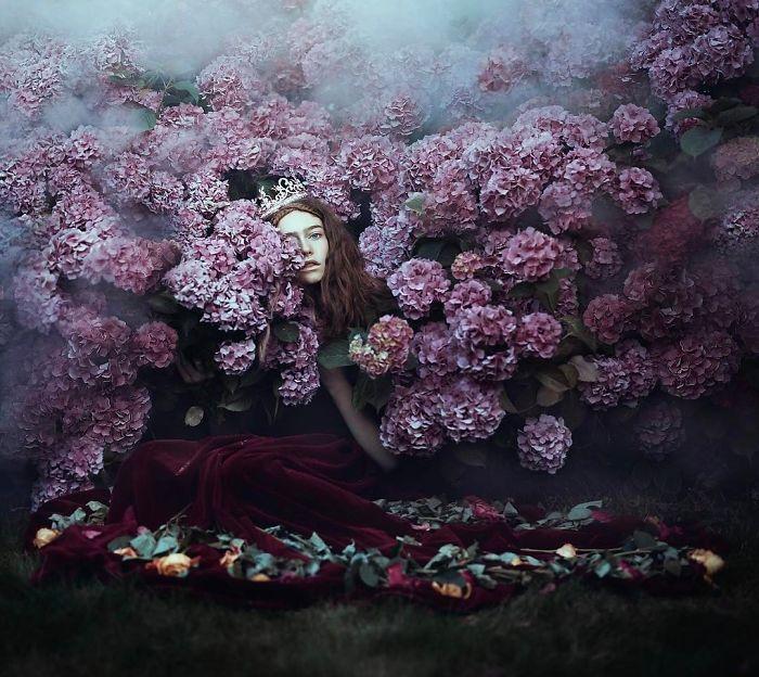 Сад земных наслаждений. Автор: Bella Kotak.