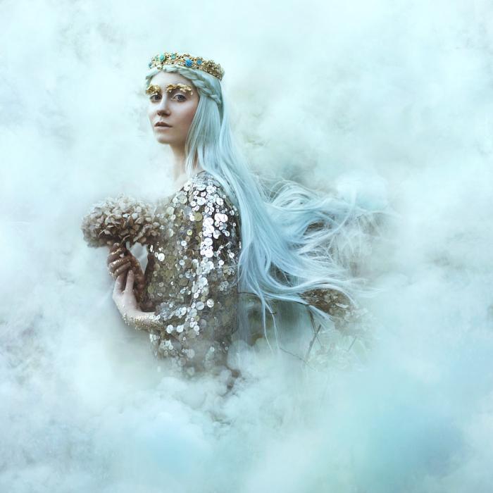 Волшебные миры. Призрачная принцесса. Автор фото: Bella Kotak.