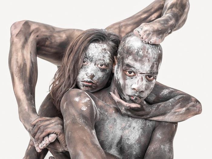 Shakirudeen & Leilani Franco.
