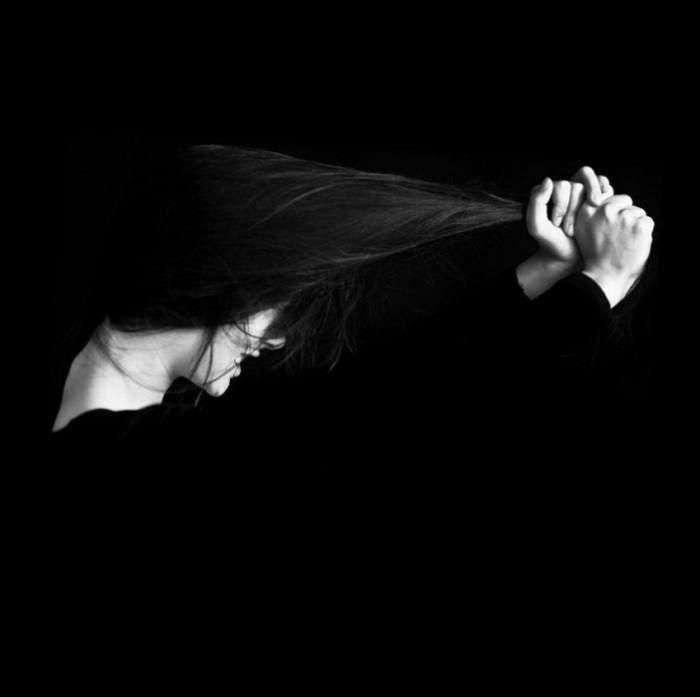 Черно-белая иллюзия.