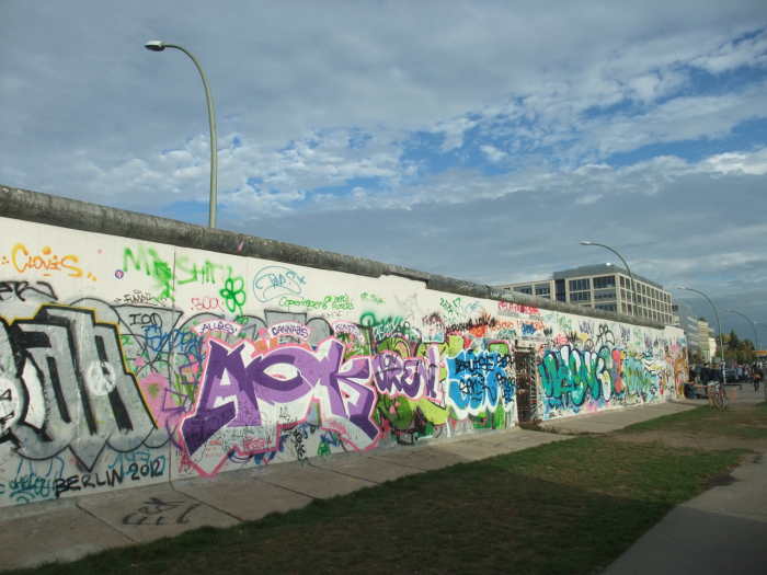 Галерея Ист-Сайд. \ Фото: wordpress.com.
