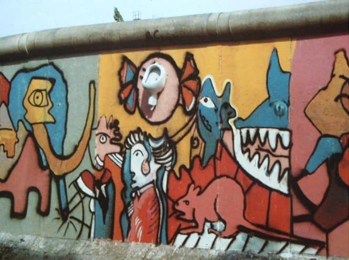 Дань уважения художнику Марселю Дюшану, 1984 год. \ Фото: twitter.com.