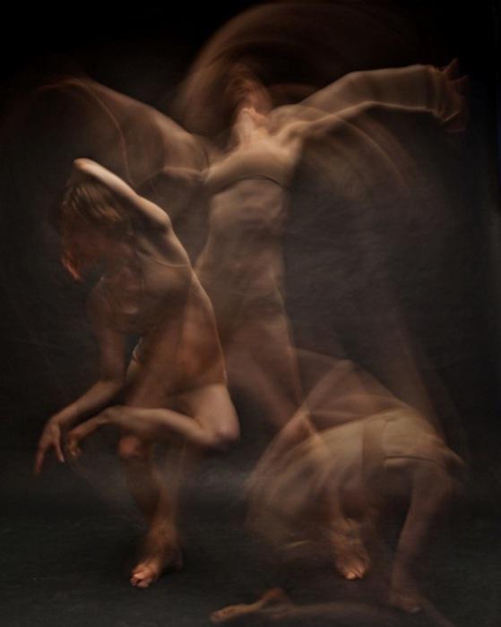 Тени танца. Bill Wadman.