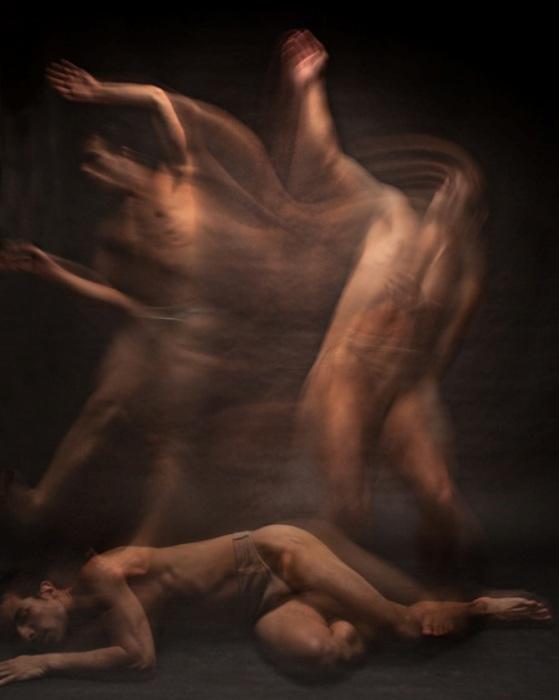 Духи танца. Bill Wadman.