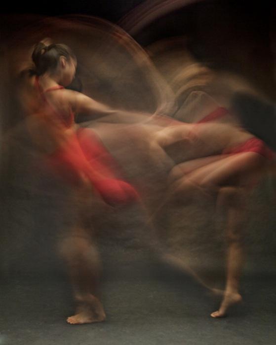 Сила современного танца. Bill Wadman.