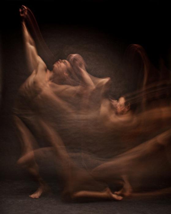 Иллюзии в танце. Bill Wadman.