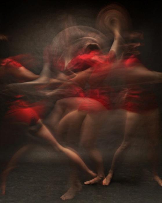 Динамика в танцах. Bill Wadman.