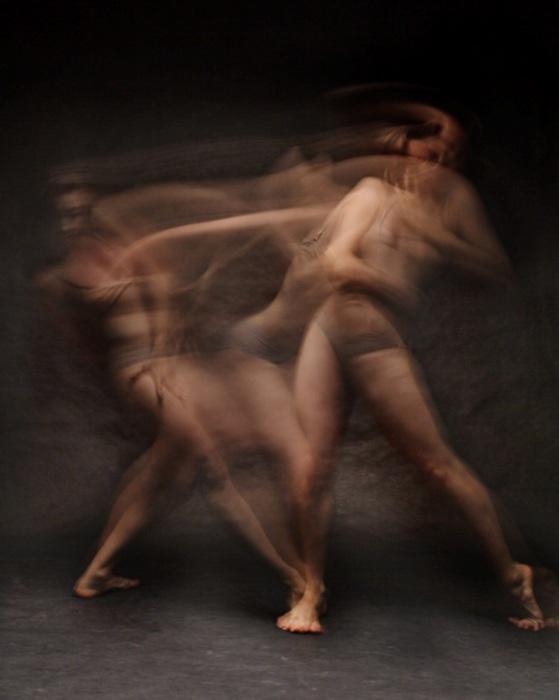 Танцоры в движении. Bill Wadman.