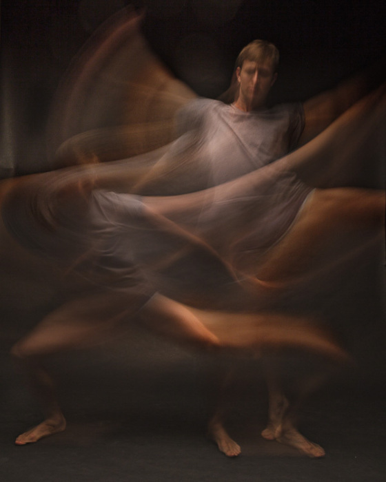 Сила танца. Bill Wadman.