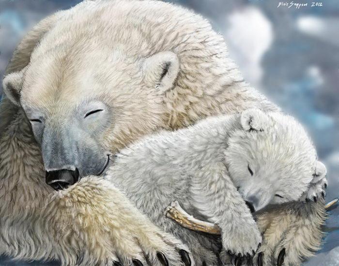 Сладкий сон. Автор: Blair Sampson.