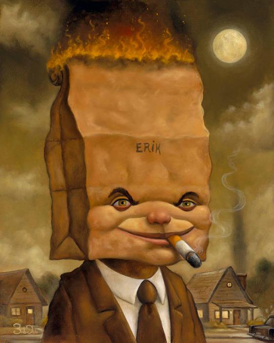 Дурная голова. Автор: Bob Dob.
