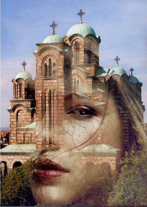 Православная красота. Автор: Bojan Jevtic.