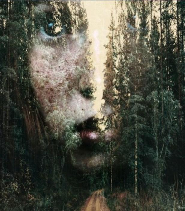Лесной дух. Автор: Bojan Jevtic.
