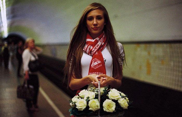 Москва в стиле Boogie.