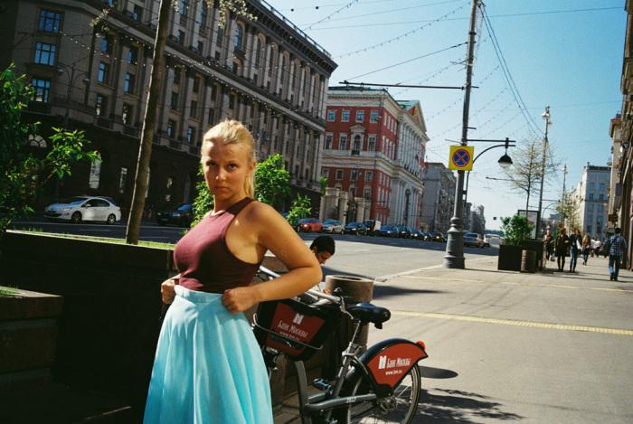 Банк Москвы. Автор: Boogie.
