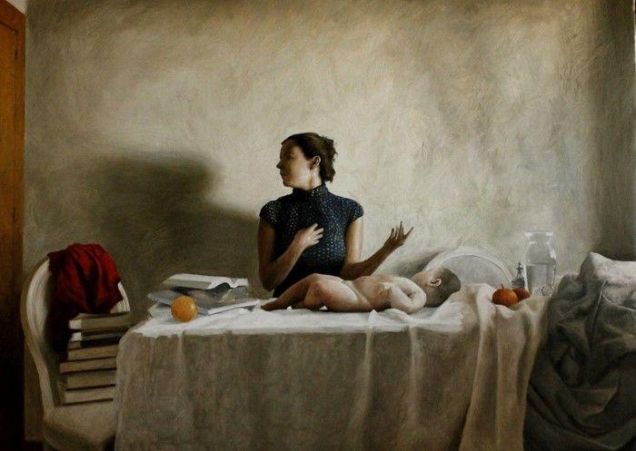 Мадонна. Автор: Boris Correa.