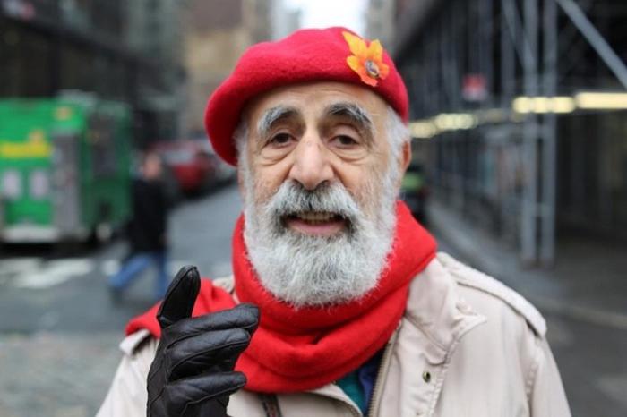 Стильные старички на улицах нью йока
