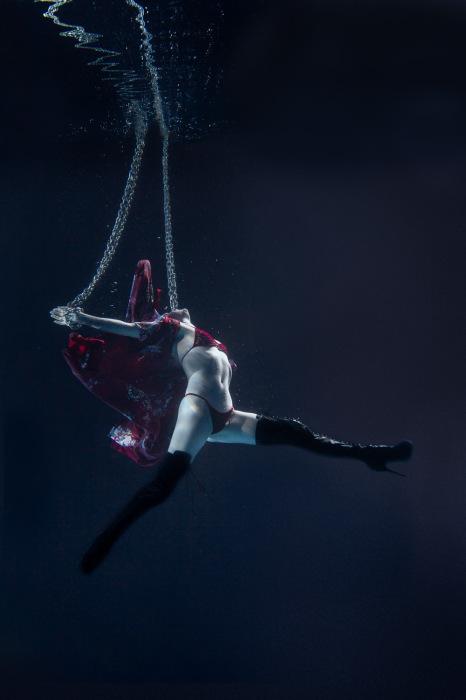 Танцовщица. Автор фото: Брэтт Стэнли (Brett Stanley).