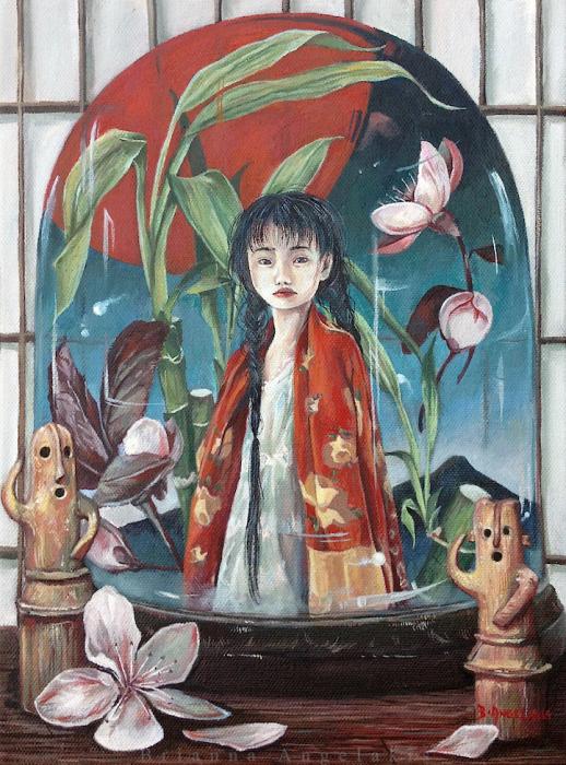 Дюймовочка, Белый кролик и другие известные персонажи на иллюстрациях молодой художницы, покорившей лучшие книжные издательства