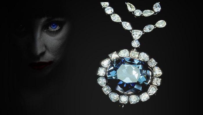 Тайна проклятия алмаза Надежды. \ Фото: google.ru.