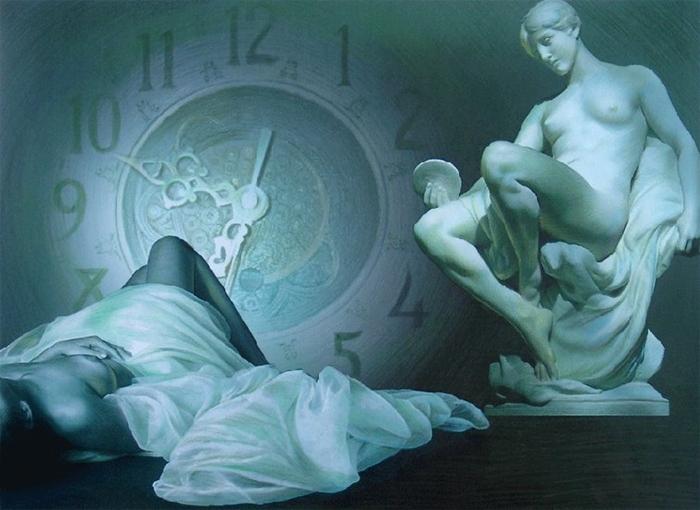 Хранитель времени. Автор: Brita Seifert.