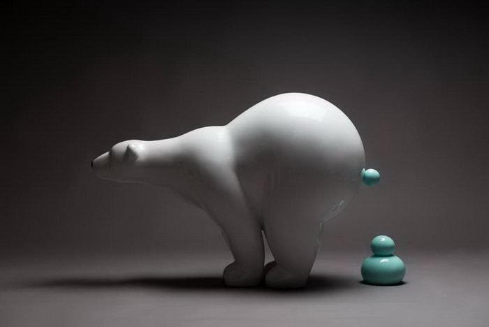 Что естественно, то не безобразно. Автор: Byun Dae-Yong.