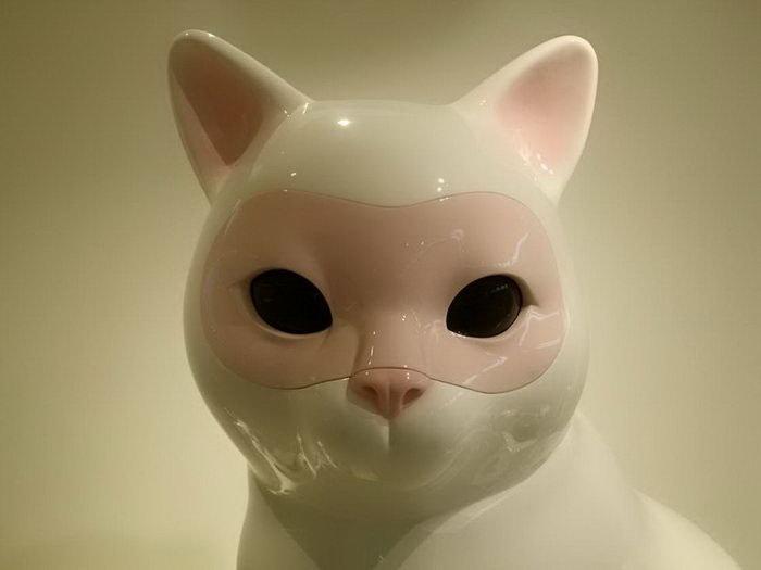 Кошка. Автор: Byun Dae-Yong.
