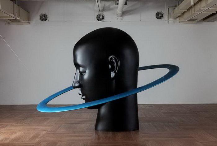 Центр вселенной. Автор: Byun Dae-Yong.
