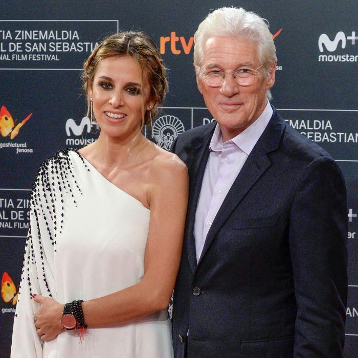 Ричард Гир и Алехандра Силва. \ Фото: film.ru.
