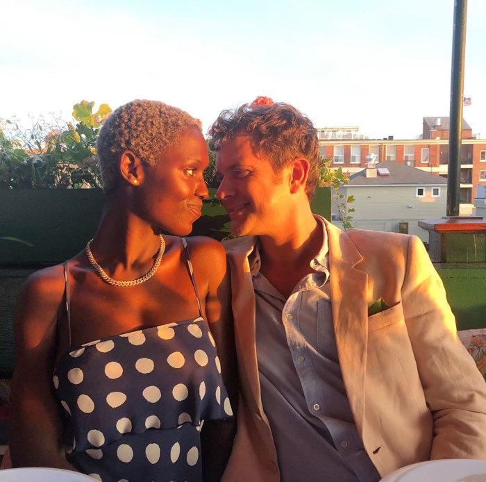 Джошуа Джексон и Джоди Тернер-Смит. \ Фото: usmagazine.com.