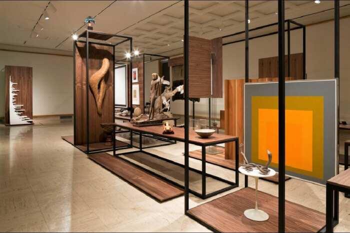 The Cranbrook Hall of Wonders: произведения искусства, предметы и природные диковинки. \ Фото: in.pinterest.com.