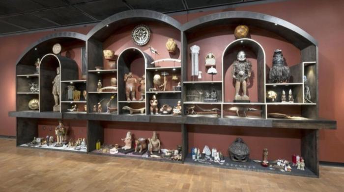 Вундеркамера Нового Света, Музей Фаулера, 2013 год. \ Фото: google.com.