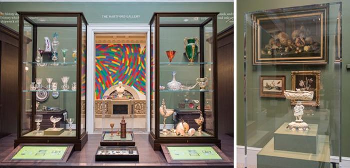 Кабинет искусства и любопытства, The Wadsworth Atheneums. \ Фото: pinterest.ru.