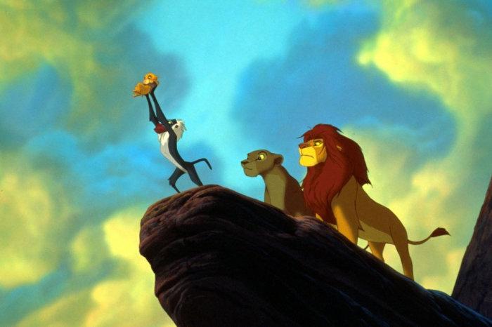 Король Лев. \ Фото: rg.ru.
