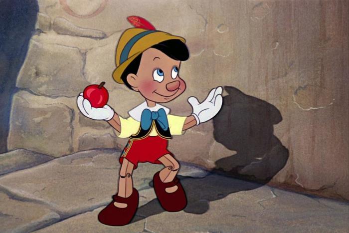 Пиноккио. \ Фото: livelib.ru.
