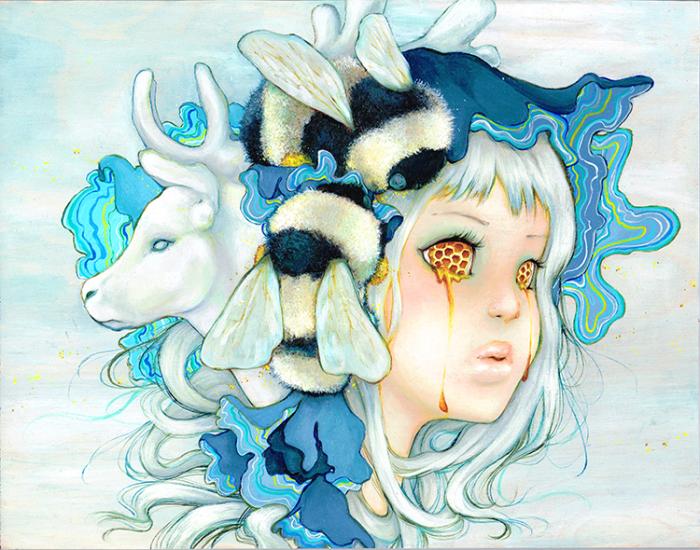 Красочный мир иллюстраций Камиллы Д'Эррико (Camilla d'Errico).